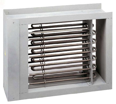 Duct Heater Process Electric Heaters Electrowatt